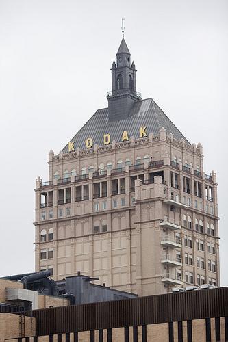 Kodak bankruptcy