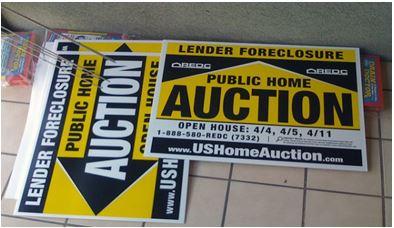 Foreclosure Rigging