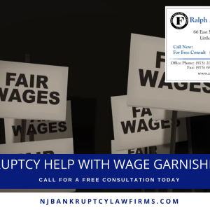 Bankruptcy Help with Wage Garnishments Cover Photo of Picketting