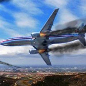 Plane-crashing