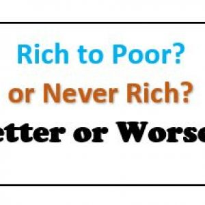 Rich to Poor