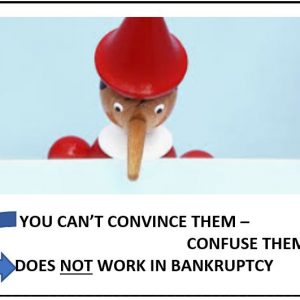 filing bankruptcy without an attorney
